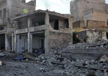 Konwój humanitarny ostrzelany przez snajperów w Homs. Musiał zawrócić