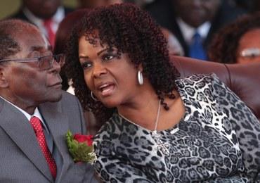 """93. urodziny Roberta Mugabe. """"Jeśli Bóg postanowi nam go odebrać, to do wyborów wystawimy trupa"""""""