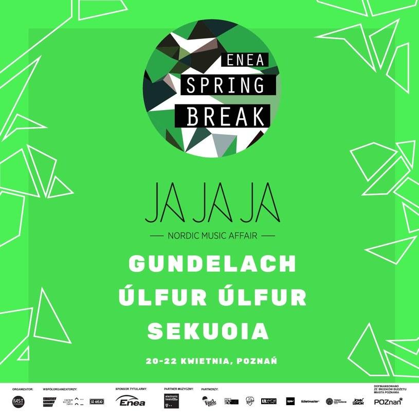 Organizatorzy festiwalu Spring Break odsłaniają kolejne karty. W sobotę, 22 kwietnia, w poznańskim klubie Meskalina odbędzie się specjalny skandynawski koncert pod szyldem Ja Ja Ja (Nordic Music Affair).