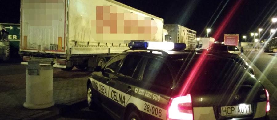 Funkcjonariusze Śląskiego Oddziału Straży Granicznej wspólnie ze Służbą Celną zatrzymali do kontroli na terenie województwa opolskiego dwie ciężarówki na tureckich numerach rejestracyjnych. Jedną z nich jechało 13 cudzoziemców, zarówno mężczyzn, jak i kobiet. Informację o zdarzeniu otrzymaliśmy na Gorącą Linię RMF FM.