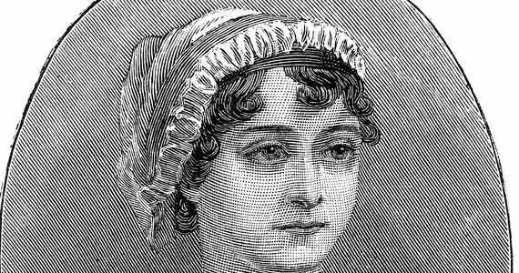 Oddała pięciofuntówkę wartą 50 tys. funtów, by pomóc innym. Anonimowa Brytyjka znalazła jeden z czterech banknotów, na których wygrawerowano mikroskopijną podobiznę pisarki Jane Austen.