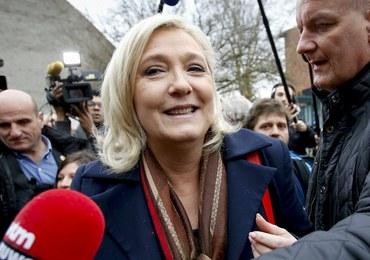 Sondaż: Rosną szanse Le Pen na przejście do drugiej tury