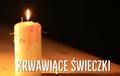 Krwawiące świeczki - świetna dekoracja na Halloween!