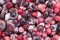 Owoce z mrożonki
