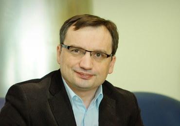 """Ziobro: Powstaje zapis, który pozwoli karać za sformułowanie """"polskie obozy śmierci"""""""