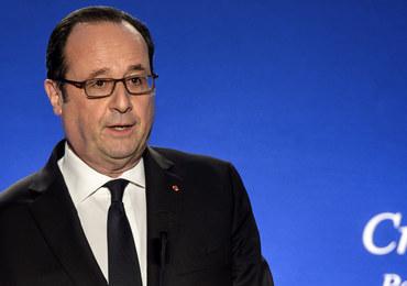 Skandal we Francji. Dżihadysta w obozie prezydenta Hollande'a?