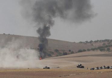 """Irackie lotnictwo uderzyło w Syrii. """"Jesteśmy zdeterminowani"""""""