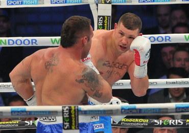 Krzysztof Zimnoch pokonał Mike'a Mollo przez techniczny nokaut