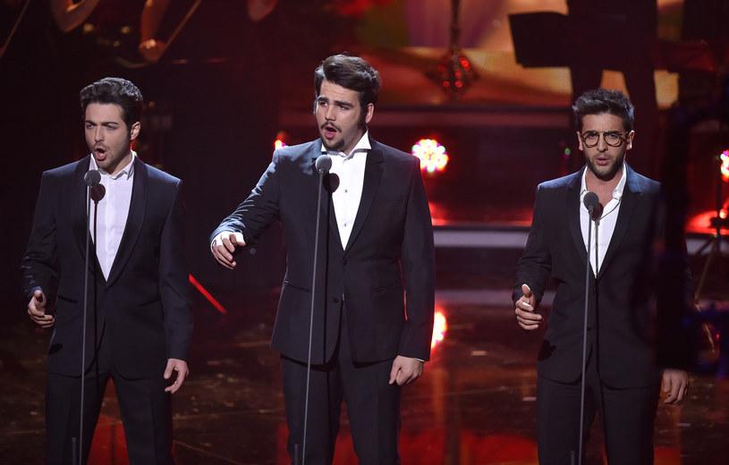 26 czerwca w hali Torwar w Warszawie wystąpi włoskie pop-operowe trio Il Volo.