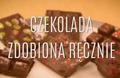 Ręcznie zdobiona czekolada - zrób ją sam w domu!