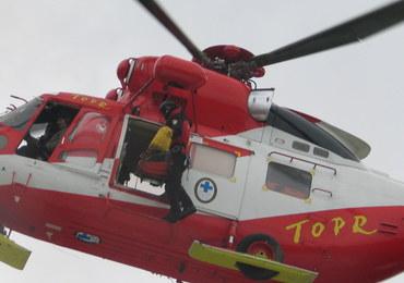 Śmiertelny wypadek w Tatrach. Turysta spadł ze szlaku w rejonie Świnicy