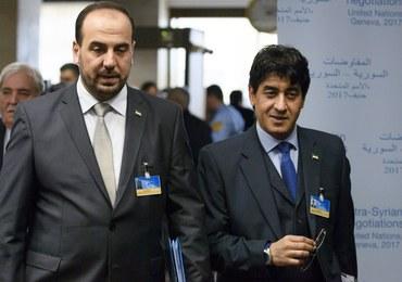 Syryjska opozycja chce, by Rosja naciskała na rząd Asada