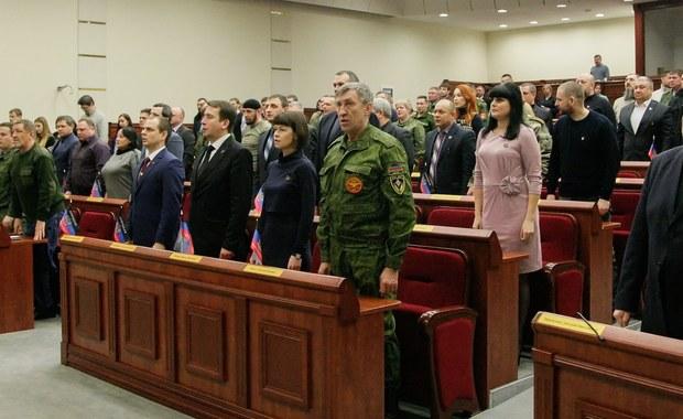 Separatyści z Ługańska i Doniecka grożą nacjonalizacją ukraińskich przedsiębiorstw. Żądają zniesienia blokady handlowej i finansowej. Jeżeli do 1 marca nie będzie zmiany, wszystkie ukraińskie firmy zostaną zablokowane.