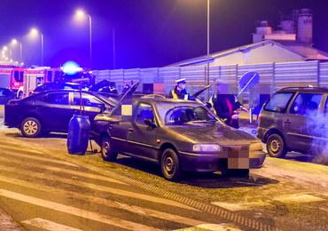 Wypadek z udziałem auta ministra Macierewicza. Kierowca usłyszy zarzuty?