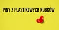 Co zrobić z plastikowych kubków? Przypinki!