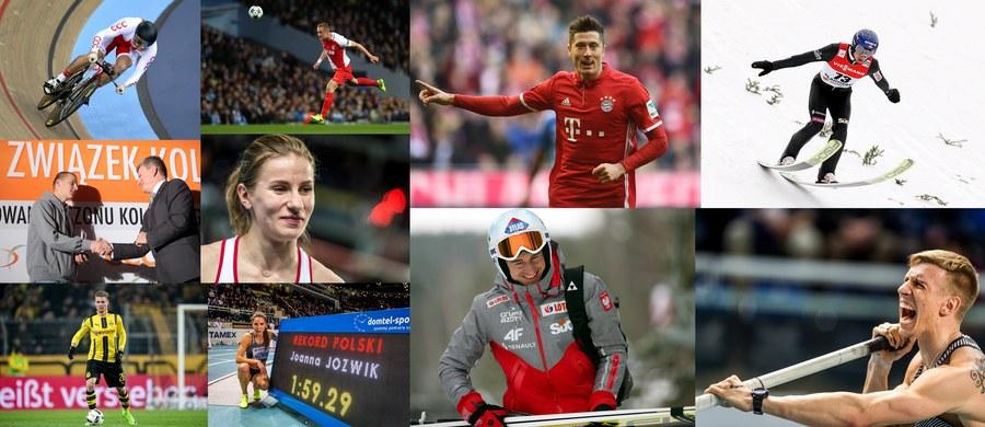 Luty obfitował w wiele sukcesów polskich sportowców. Aż 10 nazwisk nominowaliśmy do tytułu Sportowca Miesiąca w tradycyjnym plebiscycie RMF FM i Interii. Zapraszamy do zabawy. Głosujcie!