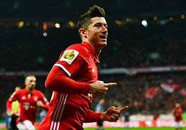 Robert Lewandowski wprowadził Bayern do półfinału Pucharu Niemiec: Dwa gole i asysta!