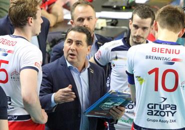 Porażka Zaksy Kędzierzyn-Koźle na zakończenie fazy grupowej siatkarskiej Ligi Mistrzów