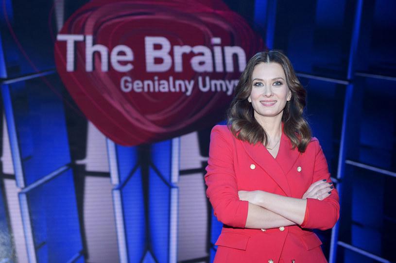 """Anita Sokołowska zgodziła się na rolę jurorki w programie """"The Brain. Genialny umysł"""" ze względu na możliwość zdobycia nowych doświadczeń. Twierdzi, że dzięki udziałowi w show mogła wyjść poza dobrze znaną sobie i widzom przestrzeń zawodową. Podobała jej się również perspektywa poznania ludzi o ponadprzeciętnych zdolnościach."""