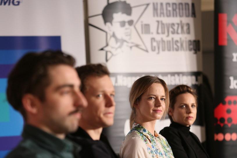 Julia Kijowska, Marta Nieradkiewicz, Dawid Ogrodnik, Filip Pławiak oraz Piotr Żurawski - to młodzi aktorzy, którzy mają szansę na Nagrodę im. Zbyszka Cybulskiego za rok 2016. Zwycięzcę poznamy na uroczystej gali, która odbędzie się 12 kwietnia w Warszawie.