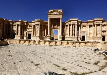 Antyczna Palmira odbita z rąk Państwa Islamskiego