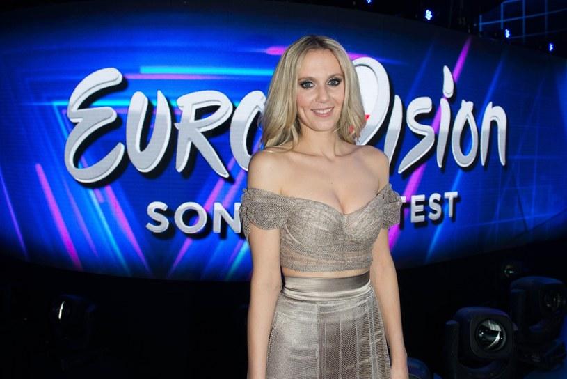 """Kasia Moś, polska reprezentantka na Eurowizję z piosenką """"Flashlight"""", 3 marca kończy 30 lat."""