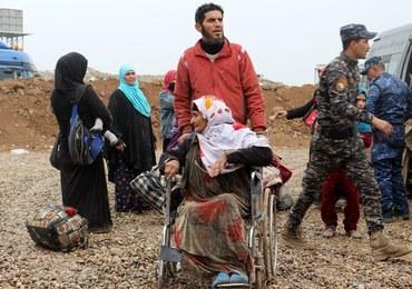 Pod Mosulem użyto broni chemicznej. ONZ przedstawiła dane