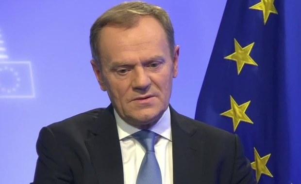 Komitet polityczny Prawa i Sprawiedliwości podjął uchwałę w sprawie kandydatury Donalda Tuska na przewodniczącego Rady Europejskiej. Mówi ona o tym, że nie może on być popierany przez Polskę - dowiedziała się PAP od polityków z władz partii.