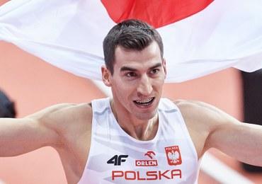 Lekkoatletyczne HME: Rafał Omelko pobiegł po srebro na 400 m