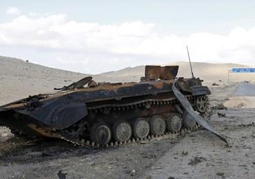 Sukcesy sił rządowych w walce z ISIS na północy Syrii