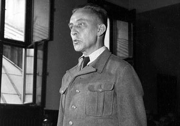 65 lat temu powieszony został Jürgen Stroop, kat warszawskiego getta