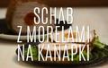 Schab z morelami na kanapki