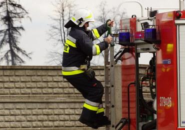 Wadowice: Pożar w przedszkolu. Dzieci bezpiecznie ewakuowano