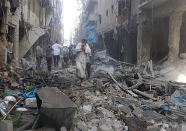 Aleppo odzyskało dostęp do wody. Reżim odbił z rąk ISIS stację pomp