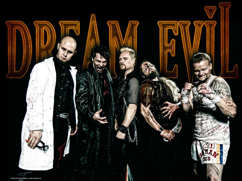 Pod koniec maja nowym albumem przypomni o sobie szwedzka grupa Dream Evil.