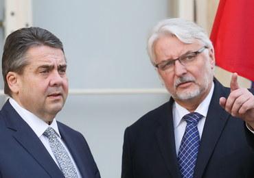 Szef MSZ Niemiec ostrzega przed podziałami w Europie