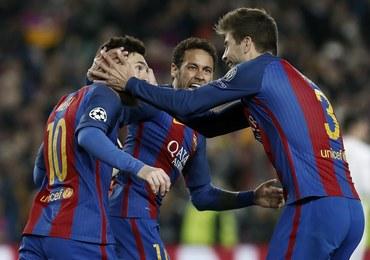 LM: Dokonali niemożliwego! Piłkarze Barcelony odrobili 4-bramkową stratę, są w ćwierćfinale!
