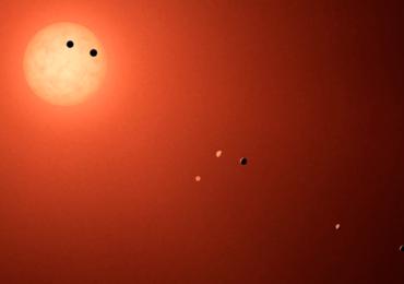 Co słychać w układzie TRAPPIST-1? Sprawdź sam...