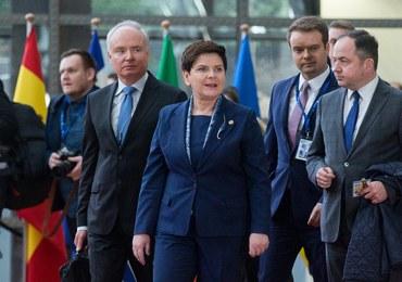 Jest pierwszy sukces polskiej delegacji w Brukseli