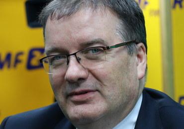 Dera: Kiedy prezydent miał namawiać na kandydaturę Jacka Saryusz-Wolskiego?