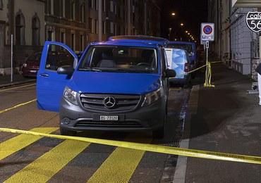 Szwajcaria: Napastnicy zabili dwie osoby w kawiarni w Bazylei i uciekli