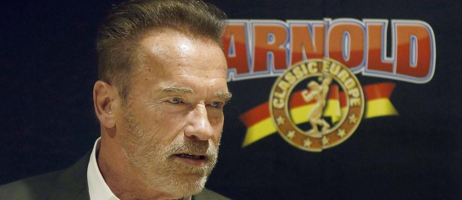 """W Partii Republikańskiej coraz częściej mówi się, że Arnold Schwarzenegger, gwiazda kina i były republikański gubernator Kalifornii, mógłby startować w wyborach do Senatu USA w 2018 roku - pisze magazyn """"Politico"""". Rzecznik Schwarzeneggera tego nie wyklucza."""