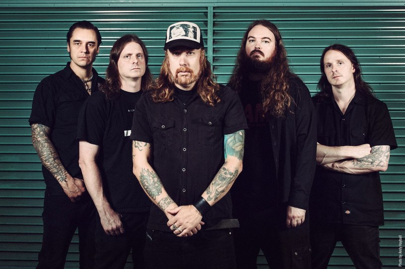 Legendarna szwedzka grupa At The Gates zabrała się za komponowanie materiału na nowy album.