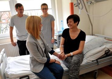 Pierwszy taki w Polsce przeszczep krzyżowy nerek