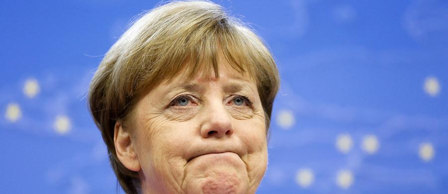 """Kanclerz Angela Merkel, proszona przez dziennikarzy o ustosunkowanie się do wysuwanych w Polsce zarzutów, że wybór Donalda Tuska był wynikiem """"dyktatu Berlina"""", powiedziała w Brukseli, że Tuska poparło 27 państw, z których tylko jedno było Niemcami. Merkel dodała jednocześnie, że premier Beata Szydło """"poparła jednoznacznie"""" cel, jakim jest ogłoszenie pod koniec marca Deklaracji Rzymskiej. Na pytanie, czy postawa Polski nie będzie miała wpływu na gotowość niemieckich podatników do solidarnego ponoszenia finansowych obciążeń na rzecz UE, Merkel odparła: """"Nie chcę formułować żadnych gróźb finansowych""""."""