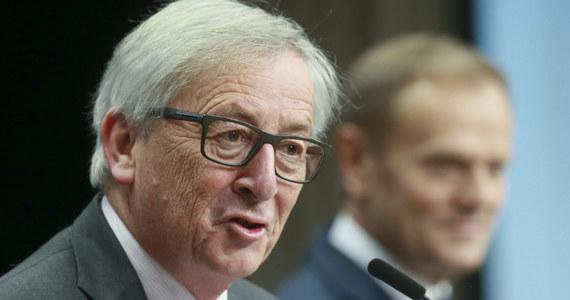 Idea Unii o wielu prędkościach nie zmierza do podzielenia kontynentu nową żelazną kurtyną - zapewnił w Brukseli przewodniczący Komisji Europejskiej Jean-Claude Juncker. Szef Rady Europejskiej Donald Tusk wzywał do jedności UE w obliczu Brexitu.