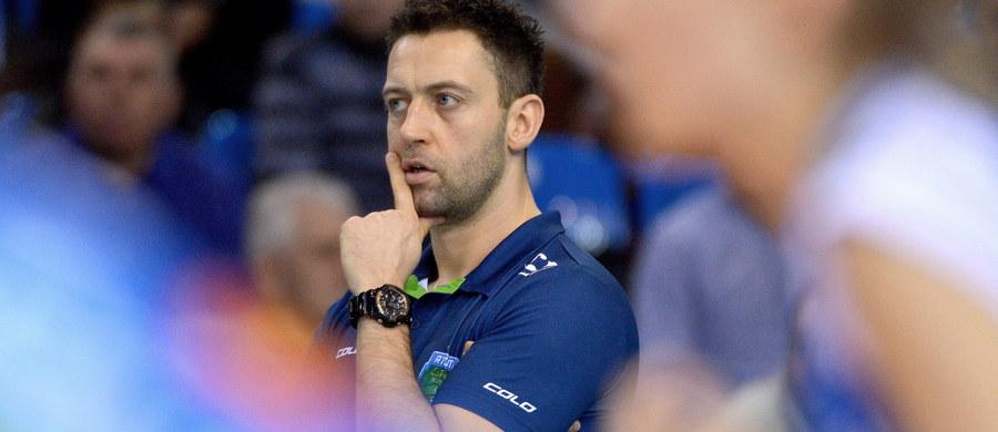 Piotr Matela nie jest już trenerem występujących w ekstraklasie siatkarek Atomu Trefla Sopot. Zwolnionego niespodziewanie w piątek wieczorem 37-letniego szkoleniowca zastąpi jego asystent Piotr Olenderek.