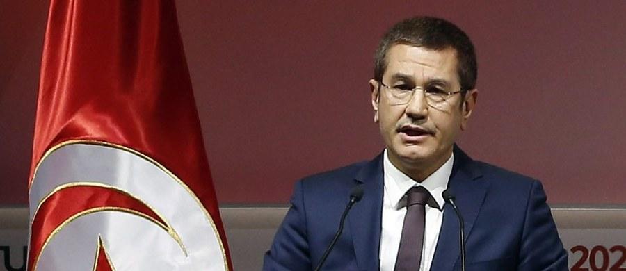 """Kraje europejskie, takie jak Niemcy, Holandia i Austria, popełniają """"zbrodnie wojenne przeciwko Turcji"""", ponieważ udzielają schronienia tureckim terrorystom - twierdził podczas wiecu w mieście Samsun na północy Turcji wicepremier Nurettin Canikli."""