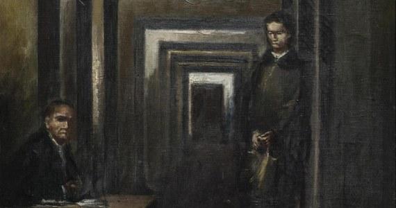 """Nieprezentowany dotąd obraz pędzla Adolfa Hitlera będzie wystawiony na ekspozycji pod nazwą """"Muzeum Szaleństwa"""", która zostanie w ten weekend w mieście Salo na północy Włoch - podały media. Pomysłodawcą wystawy jest znany krytyk sztuki Vittorio Sgarbi."""
