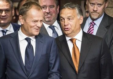 Węgierski dziennik: Orban dobrze zrobił popierając Tuska, są granice przyjaźni